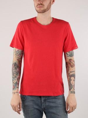 Tričko Replay W3945 T-Shirts Červená