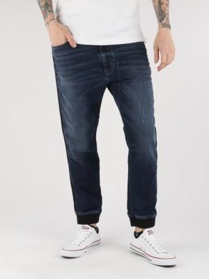 Džíny Diesel Narrot-Ne Jp Sweat Jeans Modrá