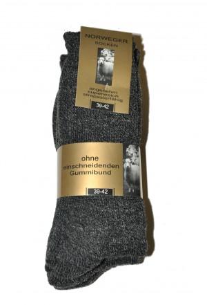Pánské ponožky WiK 20310 Norweger Socken A'3
