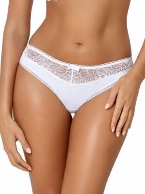 Ava 1638 Vicky Bílé Kalhotky L bílá