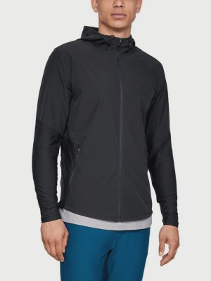 Bunda Under Armour Vanish Hybrid Jacket Černá