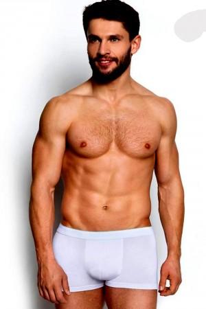Pánské boxerky 34325 00x white bílá