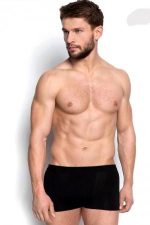 Pánské boxerky 34325 99x black černá