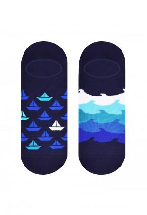 Pánské nízké ponožky More 098