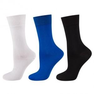 Pánské ponožky s ionty stříbra DR SOXO 68176