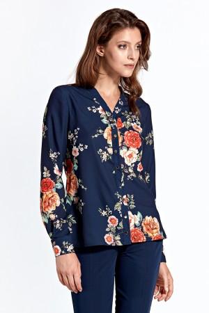 Košile s dlouhým rukávem  model 124268 Colett