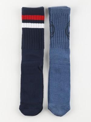 Ponožky Converse Skarpety Men 2 Pack Barevná