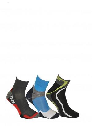 Pánské ponožky Bratex On Sport 672