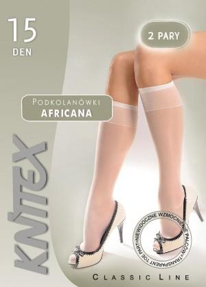 Dámské podkolenky AFRICANA