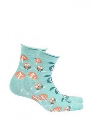 Dámské netlačící ponožky Wola Perfect Woman W84.01P
