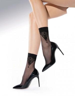 Dámské ponožky Knittex Noa Guess 20 den