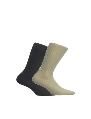 Pánské ponožky Wola Perfect Man Comfort nestahující W94.F06