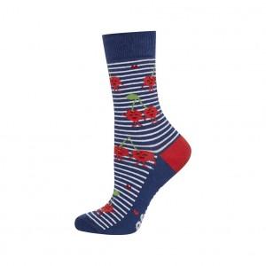 Dámské vzorované ponožky Soxo Good Stuff