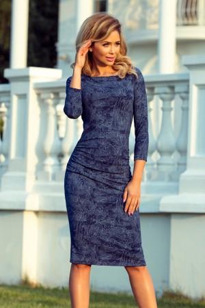 Dámské šaty 59-9 jeans indygo
