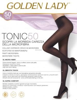 Punčochové kalhoty TONIC 50 bordó 4