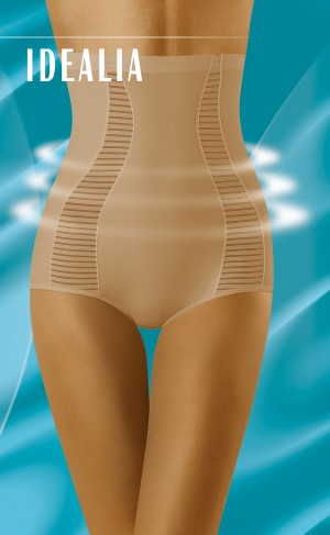 Dámské kalhotky Wolbar Idealia béžová
