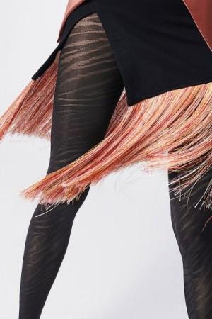 Fiore Zadie 60 Den Punčochové kalhoty 4-L black