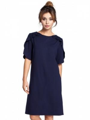 Dámské šaty BO35 - Bewear černá