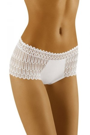 Wol-Bar Bari Kalhotky M bílá