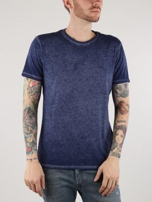 Tričko Replay M3529 T-Shirts Modrá