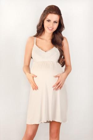 Dámská těhotenská košilka 3022 MK