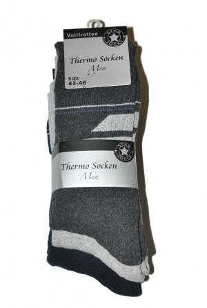Pánské ponožky WiK Thermo Socken 7022 A'3 43-46