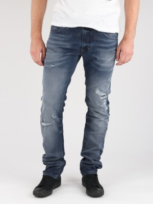 Jogg Jeans Diesel Thavar Sp-Ne Sweat Jeans Modrá
