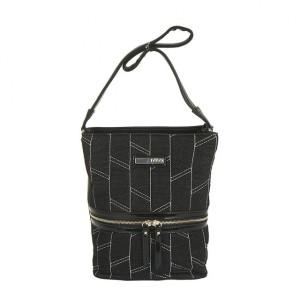 Kabelka NOBO Jeans - černá