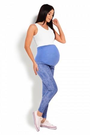 Těhotenské legíny model 125822 PeeKaBoo  L/XL