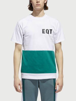 Tričko adidas Originals Eqt Graphic Tee Bílá