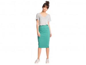 Dámská sukně B019 - BEwear šedá