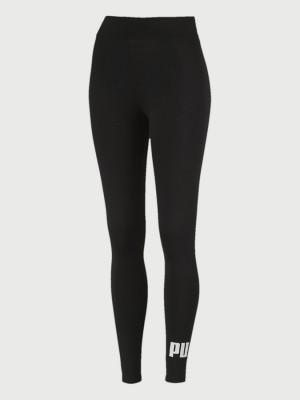 Legíny Puma Essentials Leggings Černá