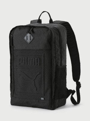 Batoh Puma S Backpack Černá