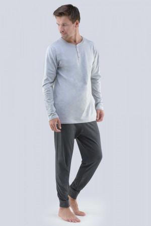 Pánské pyžamo Gina 79059P