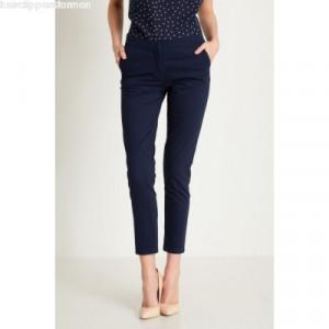 Dámské kalhoty GPW18SPO415 - Greenpoint tmavě modrá