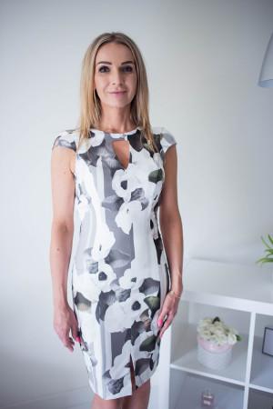 Společenské šaty  model 127224 Jersa