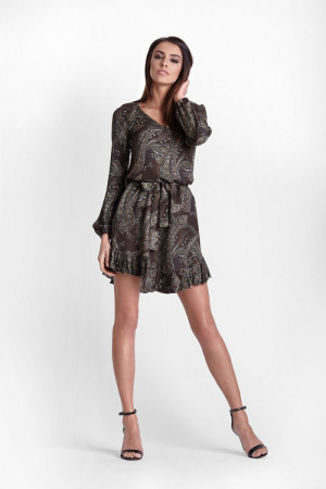 Společenské šaty  model 127294 IVON