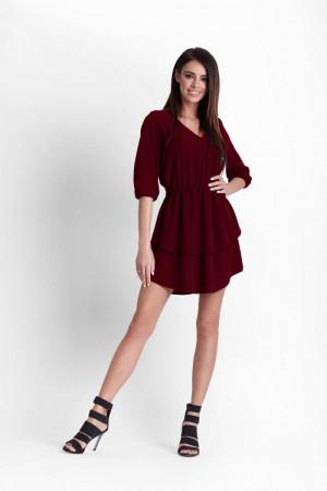 Společenské šaty  model 127298 IVON
