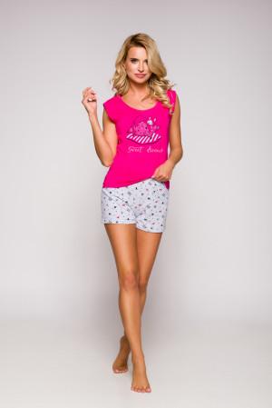 Dámské pyžamo 2157 EVA KR S-L růžová