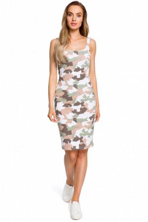 Denní šaty model 127593 Moe