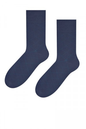 Steven 056-098 Ponožky 39-41 jeans