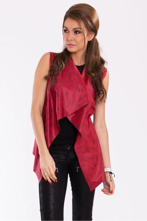 Dámská vesta 9820 - Pink Boom bordó