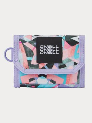 Peněženka O´Neill Bm Pocketbook Wallet Fialová