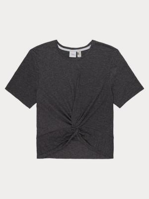 Tričko O´Neill Lw Kairi Knot T-Shirt Černá