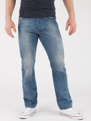 Džíny Replay M983 Pantalone Modrá