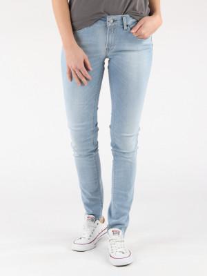 Džíny Replay WX689 Pantalone Modrá