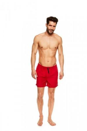 Henderson King 36841-33X Červené Pánské plavkové šortky L červená