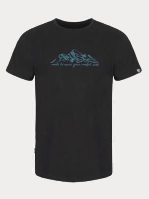 Tričko Loap Anebo Černá