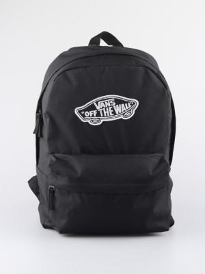 9f7a8d7618 Batoh Vans Wm Realm Backpack Black Černá