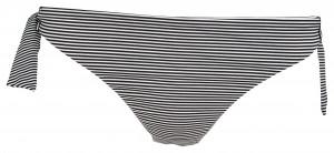 Spodní díl plavek 262555 9P302 25020 černobílá - Emporio Armani černo-bílá